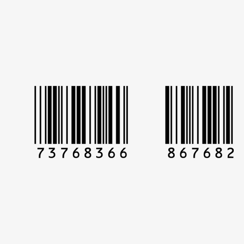 Pattern package png image. Barcode clipart copyright free