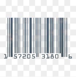 Barcode clipart invitation. Png vectors psd and
