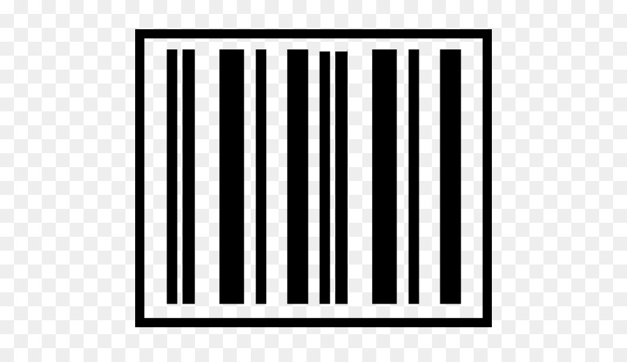 Scanners computer icons bar. Barcode clipart rectangle