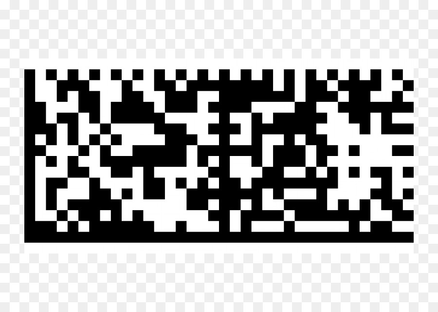 Barcode clipart rectangle. Data matrix png download