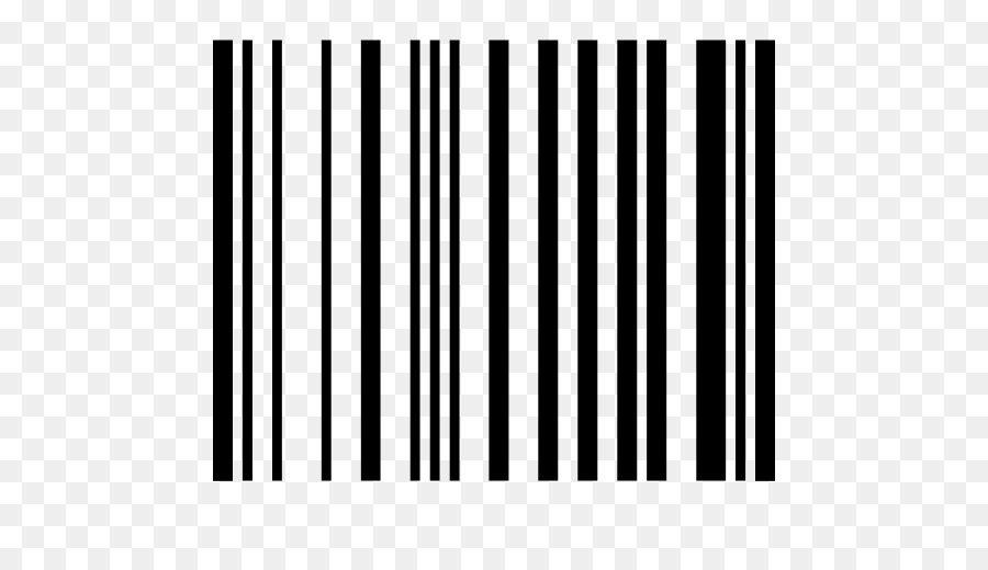 Barcode clipart rectangle. White background transparent