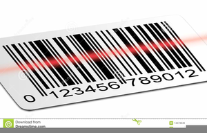 Barcode clipart royalty free. Scanning images at clker