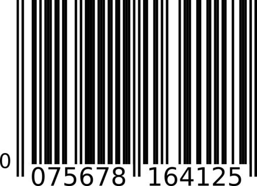 Barcode upca