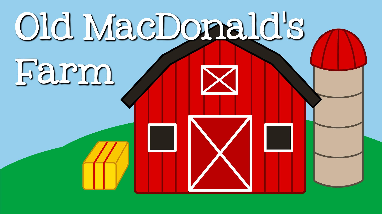 Barn clipart animated. Old macdonald s farm
