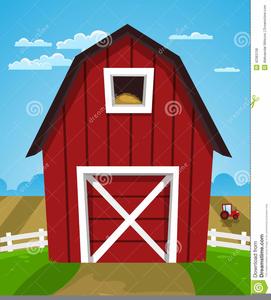 Barn clipart animated. Barns free images at