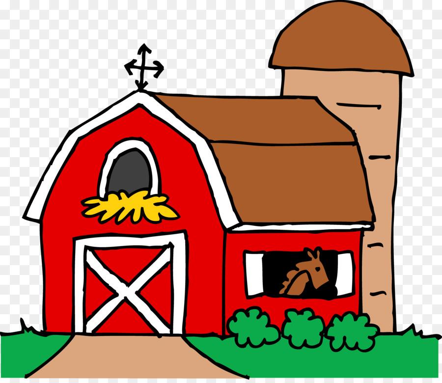Farm clip art cliparts. Barn clipart barn silo