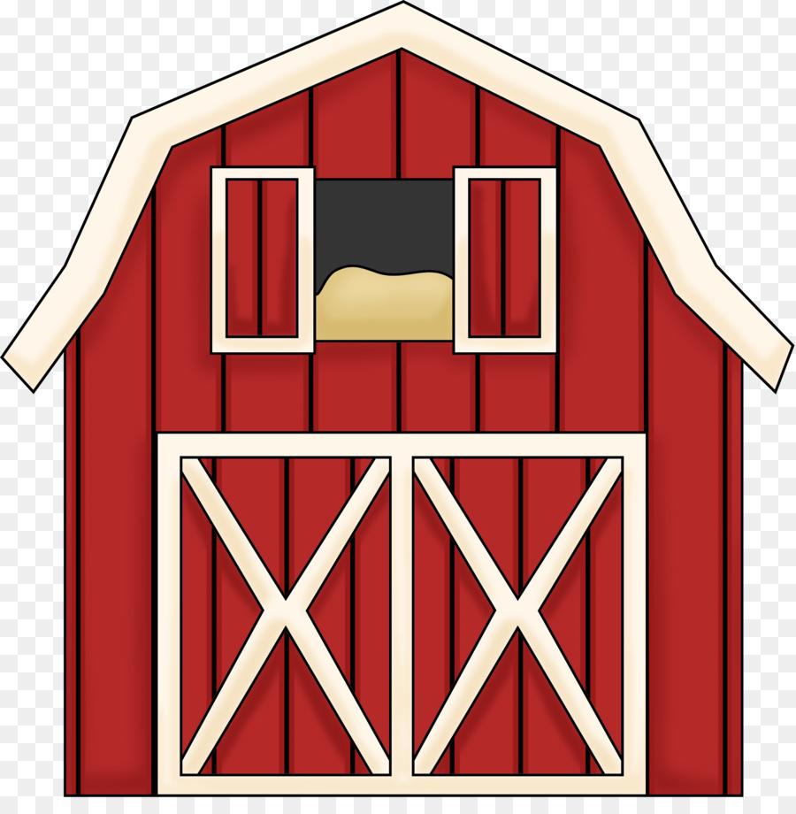 Barn clipart barn silo. House cartoon png download