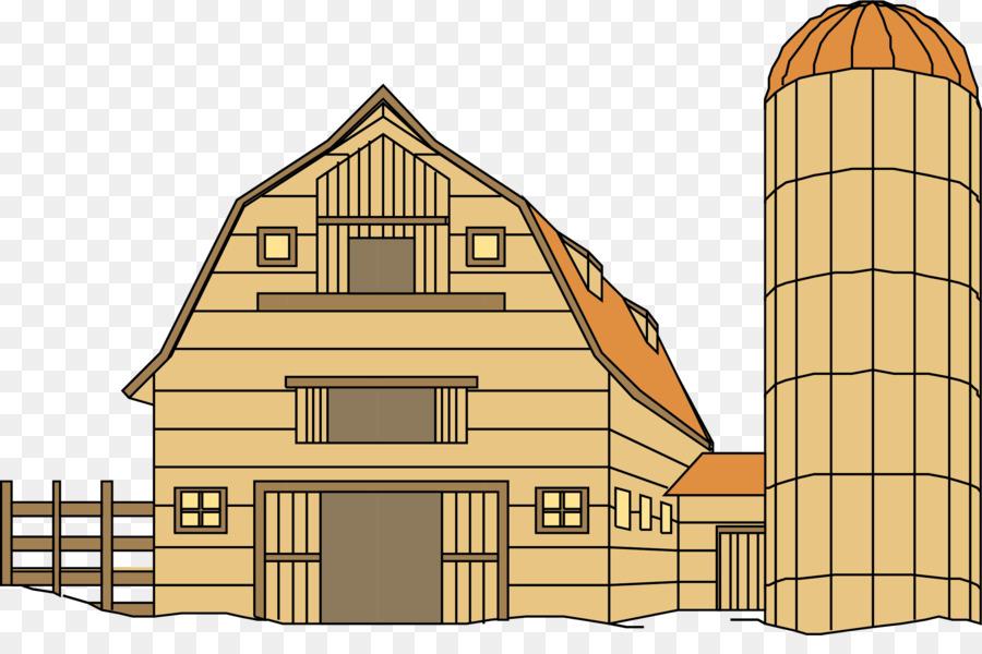 Barn clipart barn silo. Farm clip art garden