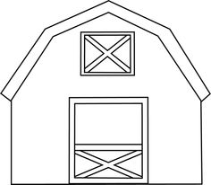 Barn clipart black and white. Free images download clip