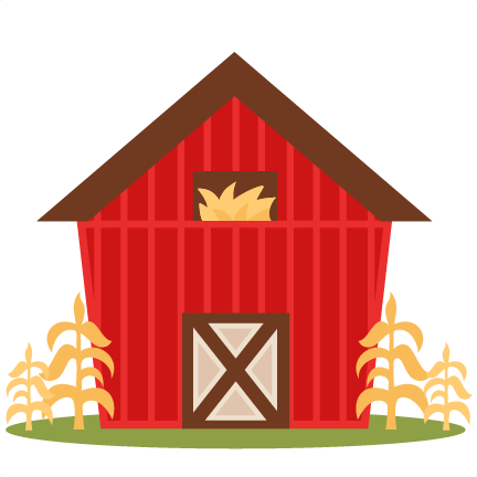 Red clip art candelalive. Barn clipart cartoon
