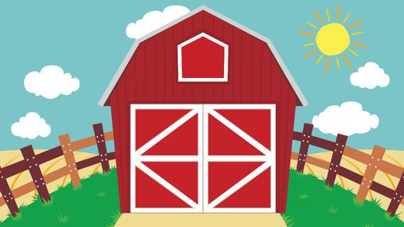 Clipart barn. Clip art clipartcow clipartix