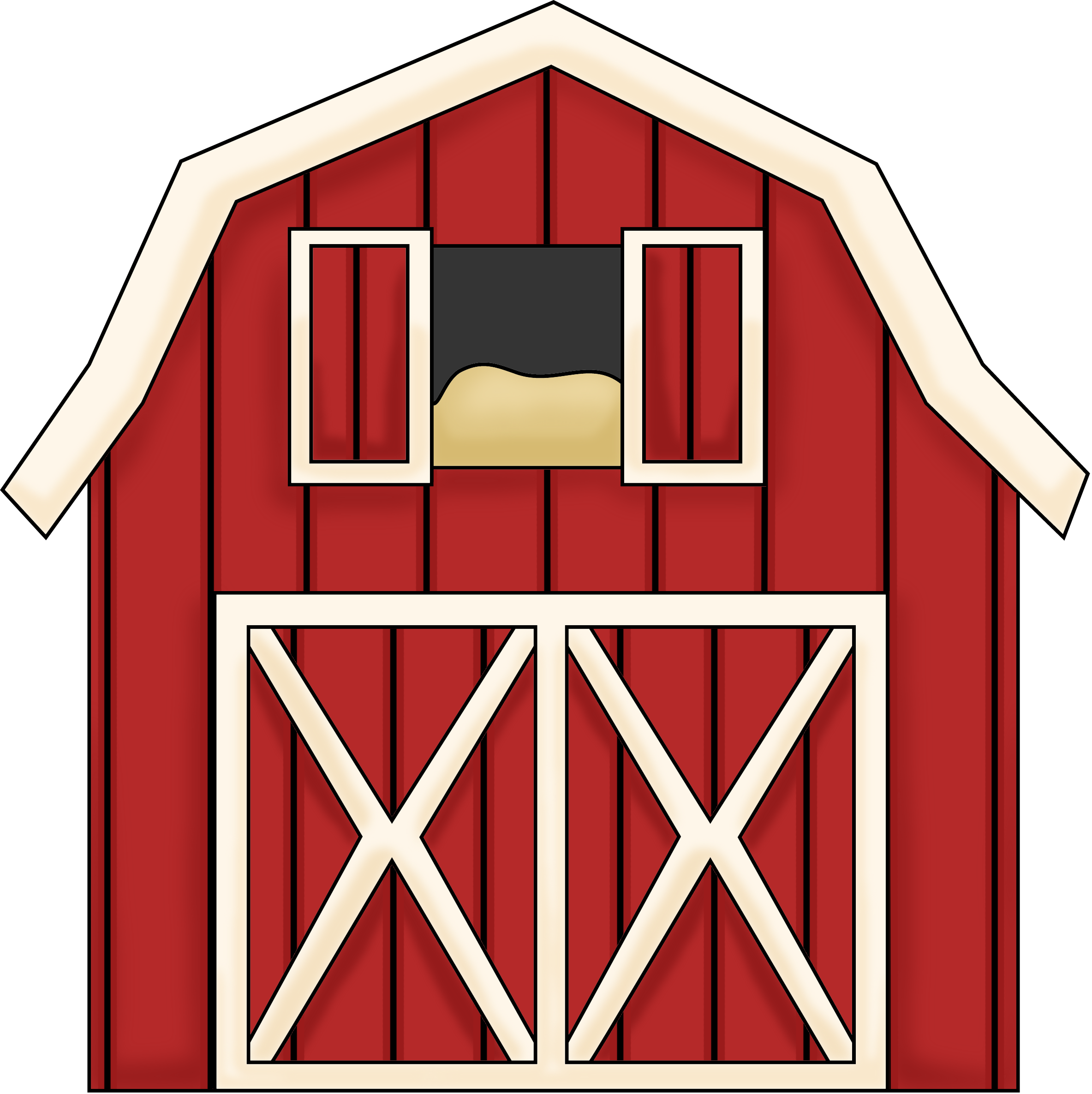 Barn color