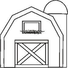Barns free download best. Barn clipart color