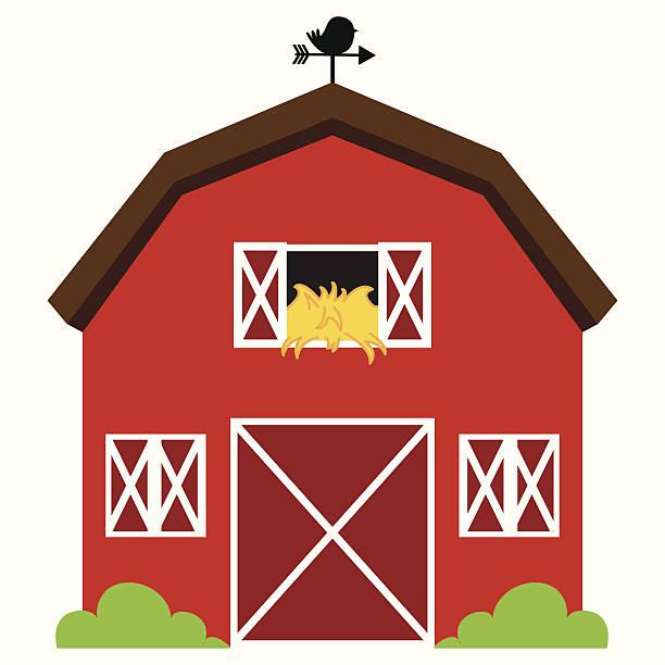 Clipart barn clip art.  barns