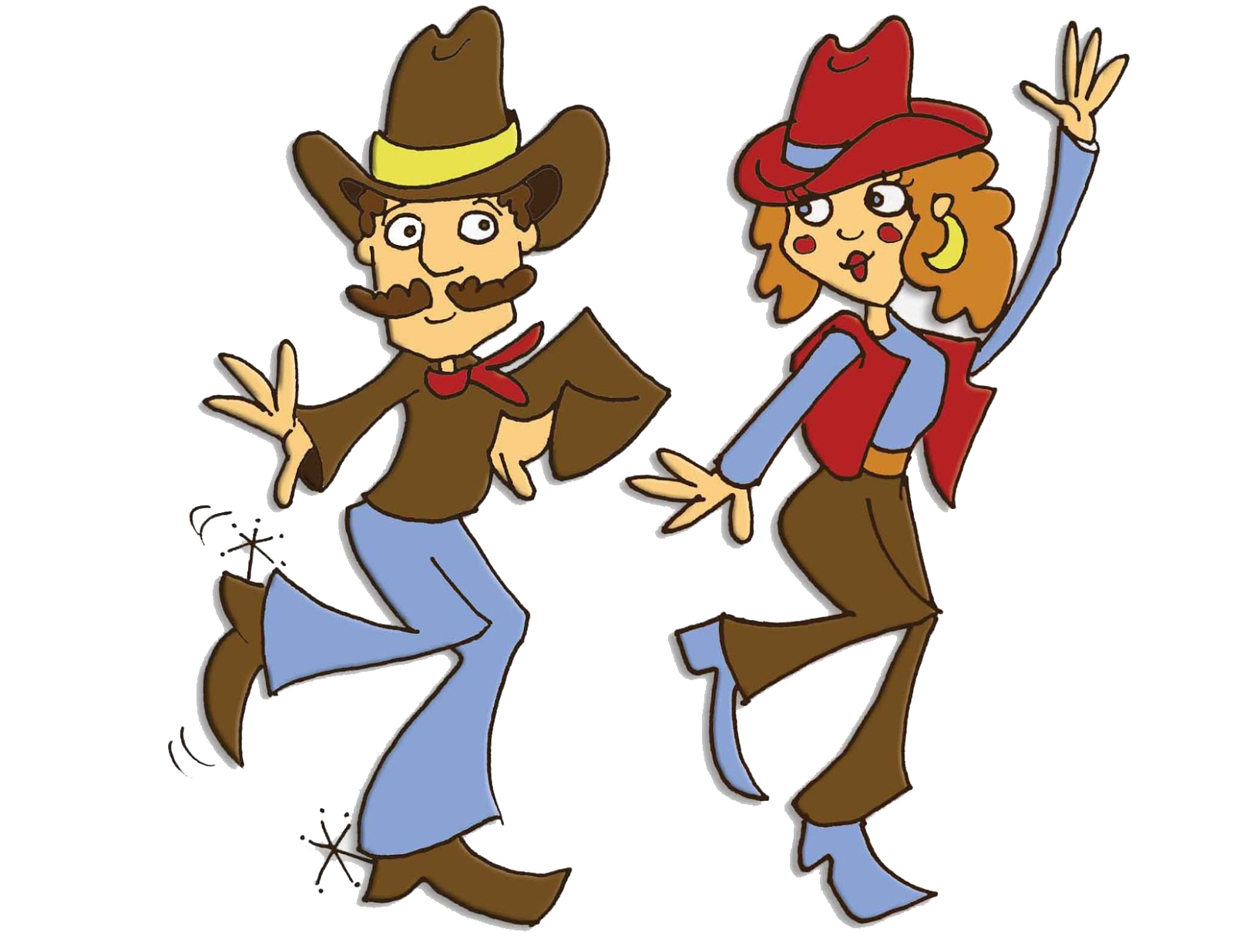 Line dancing clip art. Healthy clipart health safety