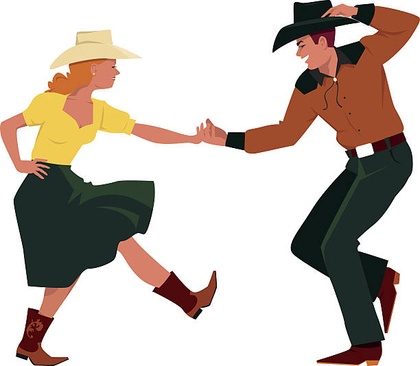 Western pencil and in. Barn clipart dancing