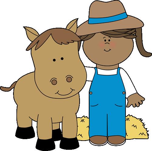 Farm clip art images. Farmers clipart woman farmer