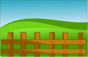 Barn clipart fence. Farm clip art at