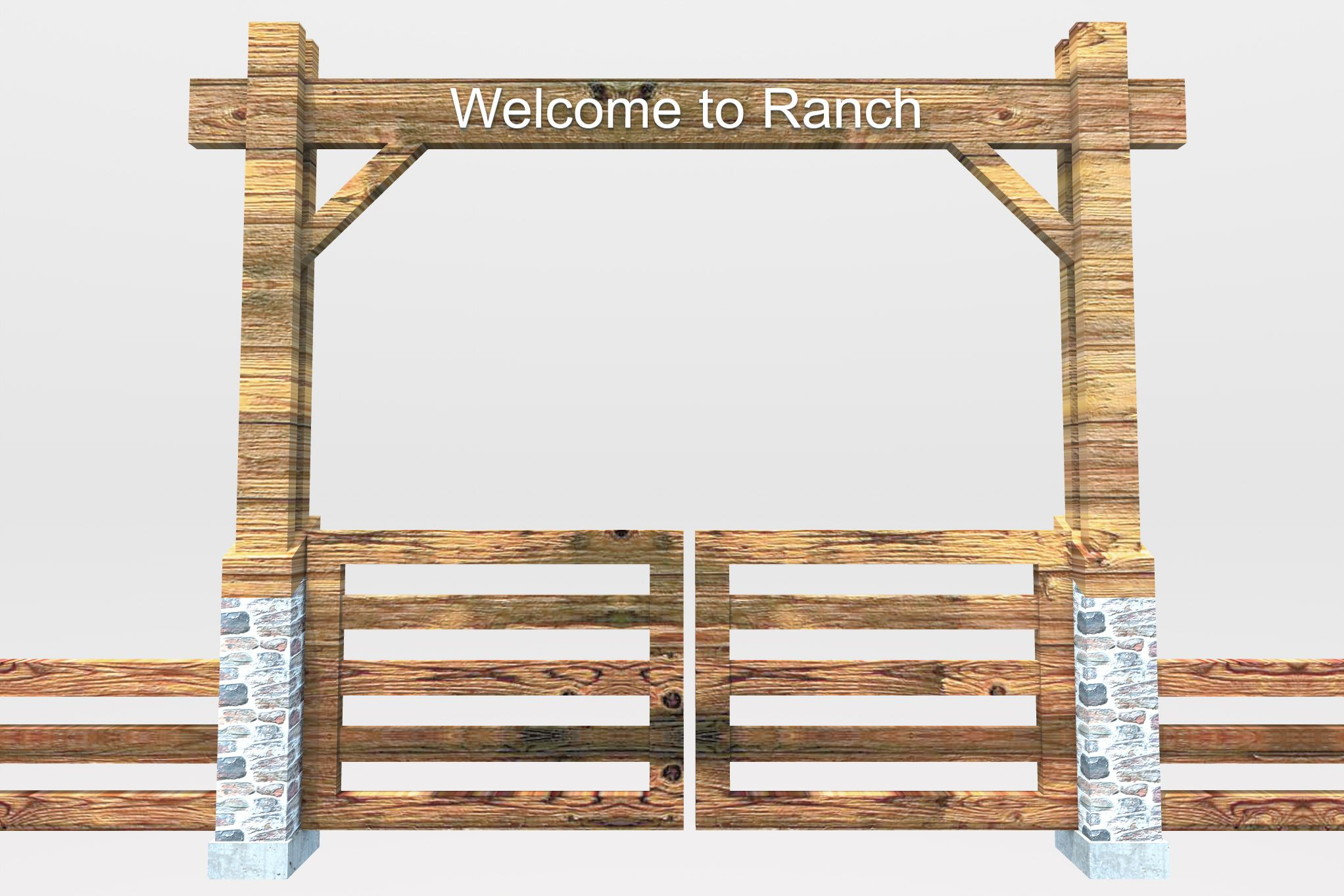 Barn clipart gate. Pix for ranch ideas