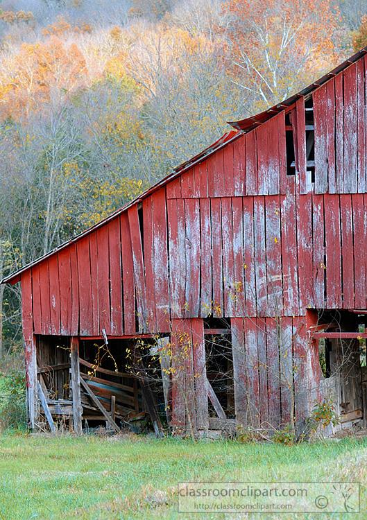 Farms fall colors classroom. Barn clipart old barn