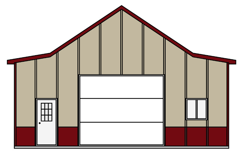 Clipart barn pole barn. Kits building packages apb