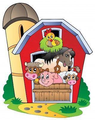 Activities for and kindergarten. Farm clipart preschool
