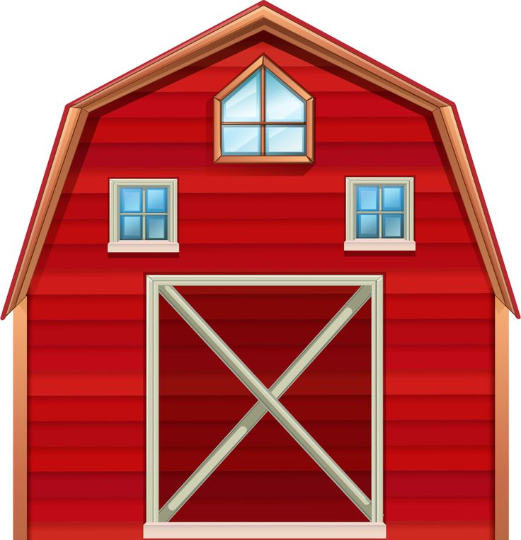 best farm images. Cattle clipart house