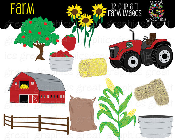 Farm fall festival apple. Barn clipart printable
