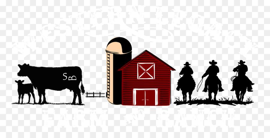 Cattle clipart cattle ranch. Horse farm clip art