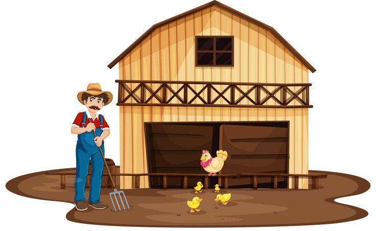 Barn clipart ranch house.  best clip art