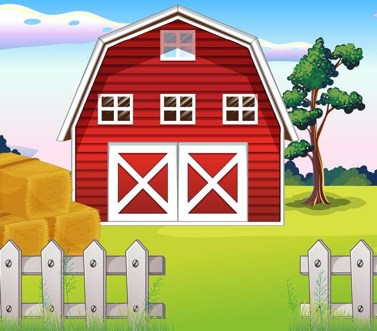 Barn clipart ranch house.  best cliparts home