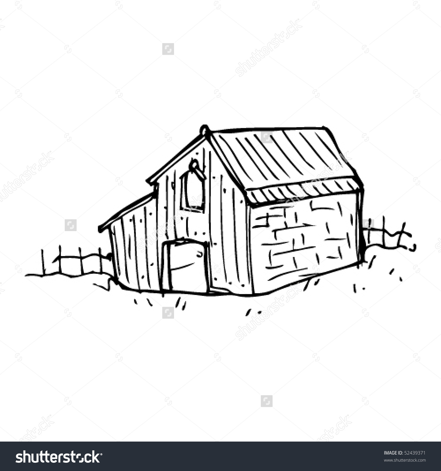 cool old clipground. Barn clipart rustic barn