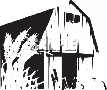 Free farm clipartmansion com. Barn clipart silhouette