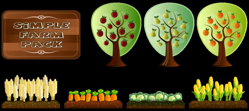 Farming clipart clip art. Public domain image simple
