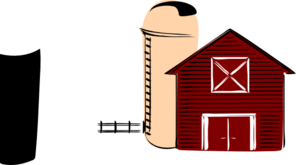 Clip art at clker. Barn clipart traditional