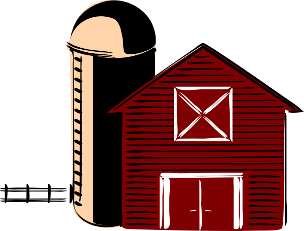 Barn clipart traditional. Clip art at clker
