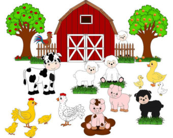 barn clipart transparent background