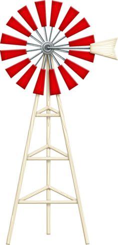 Barn clipart windmill. Silhouette clip art at