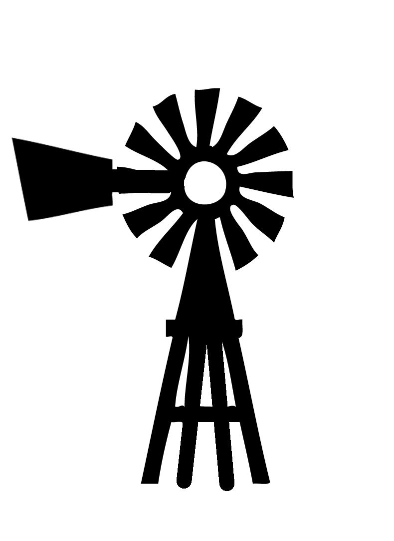 Barn clipart windmill. Farm drawing at getdrawings