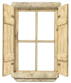 Barn clipart window. Exterior country with open