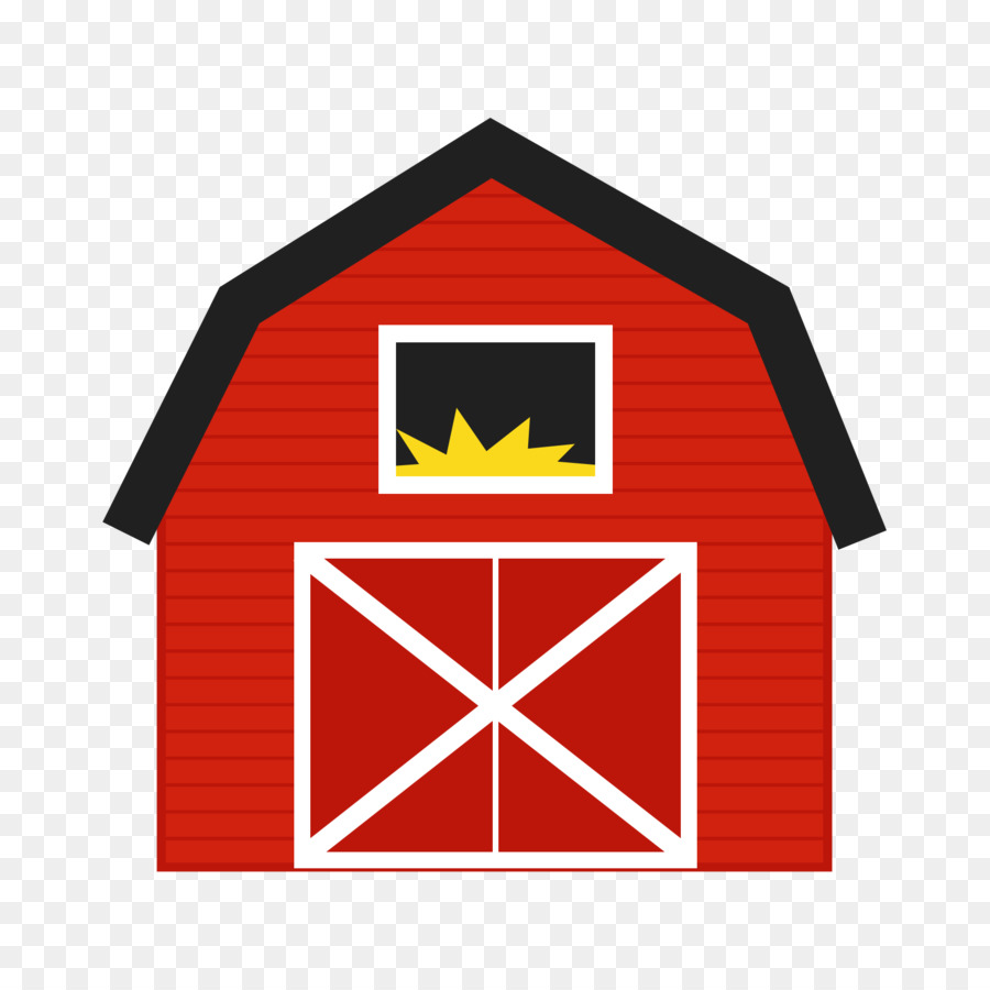 Triangle background transparent clip. Barn clipart window