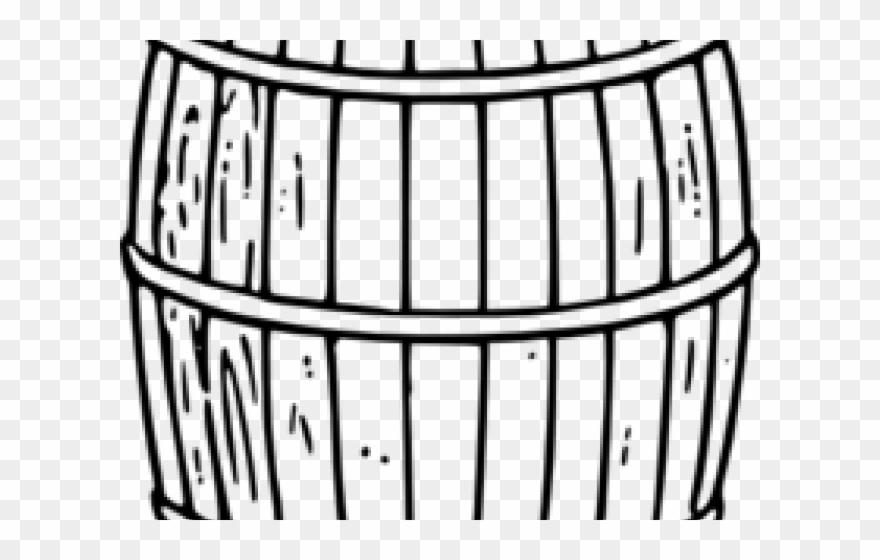 Barrel clipart. Beer keg clip art