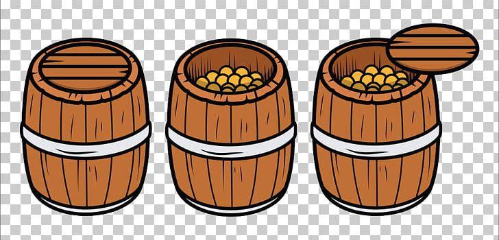 Illustration png barrels . Barrel clipart cartoon