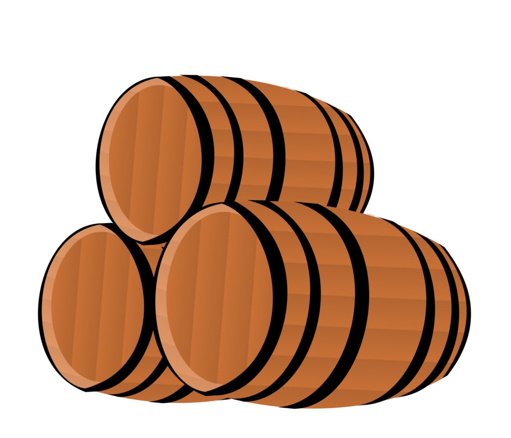 Clipart bread wine. Barrels cliparts free download