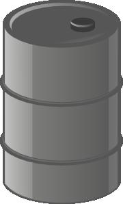 Barrel drum container
