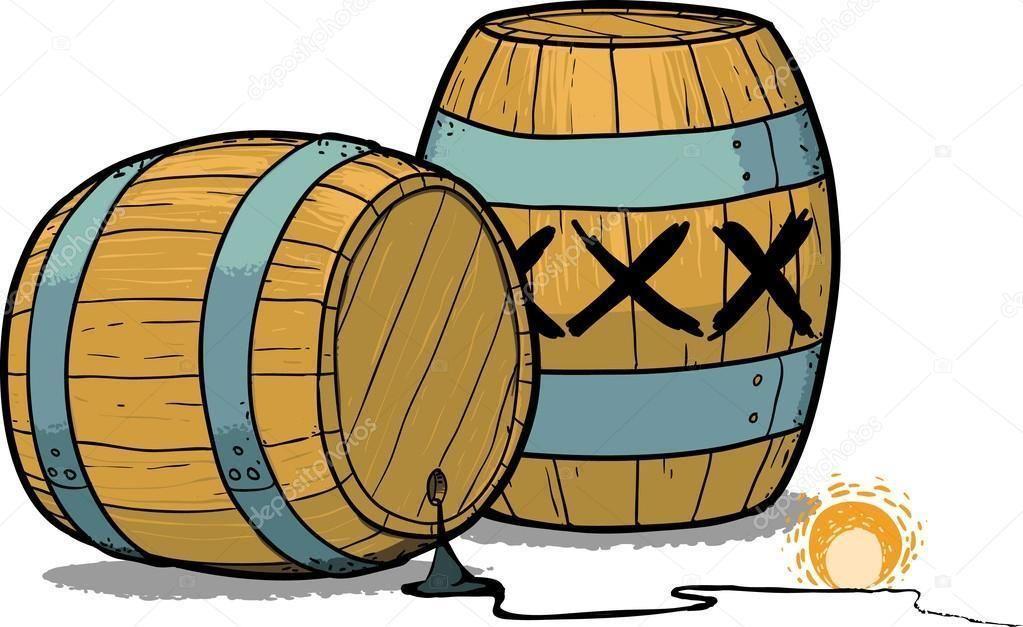 Barrel clipart gunpowder. Go off kings madness