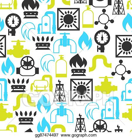 Barrel clipart natural gas. Vector stock production injection