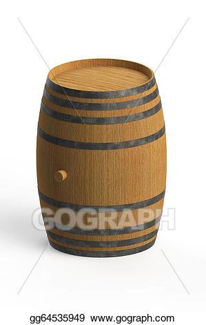 Barrel clipart oak barrel. Drawing wooden gg gograph