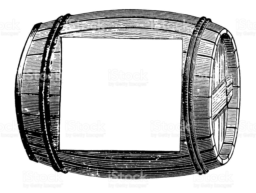 Gunpowder how to make. Barrel clipart old fashioned