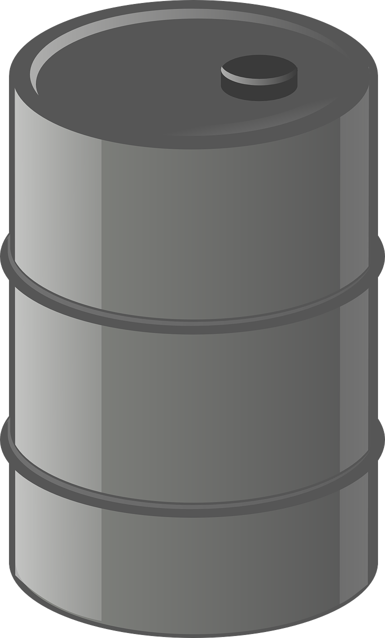 Hd barrel oil metal. Drum clipart drum container